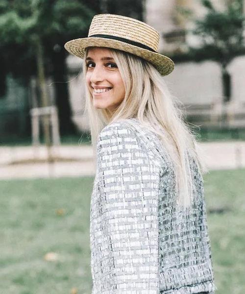 Шляпа-канотье
